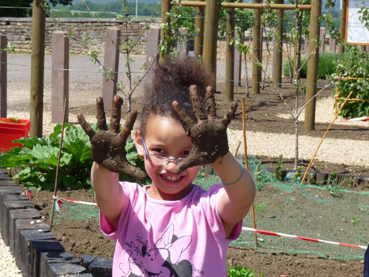 les joies du jardinnage